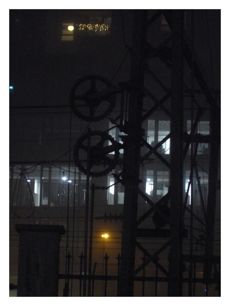 Nachts im Nebel 4