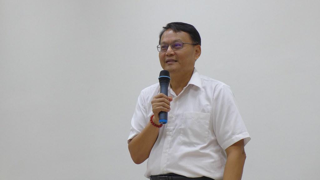 環保署毒化局局長謝燕儒表示,毒化災應變與食安把關是毒化局的重要任務。孫文臨攝