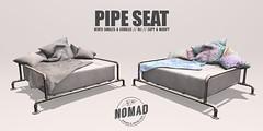 NOMAD // Pipe Seat FLF
