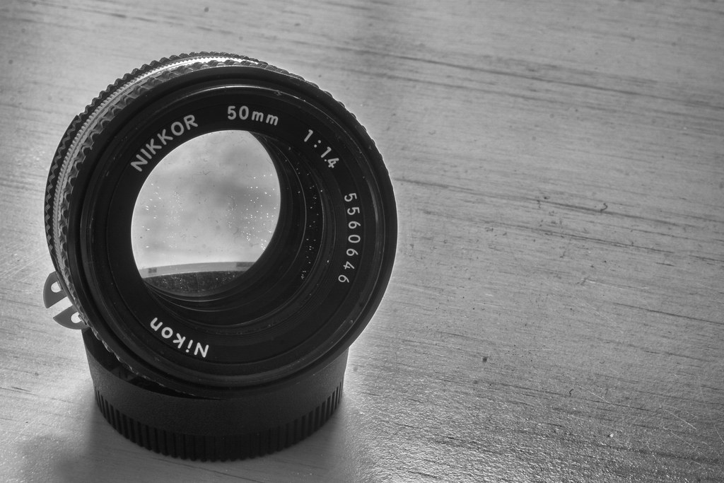 Optical Review Blog No. 04 - Nikon AI-S Nikkor 50mm 1:1.4