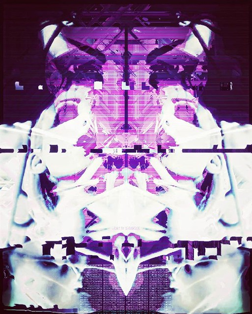Worship Her // Original photos & model: @tiin95 . . . . . #newmediaartists #graphicdesign #digitalart #glitch #glitchart #glitchartistscollective #abstract #abstractart #abstract_post #abstract_buff #digitalartist #glitchartist #doubleexposure #lightdelig