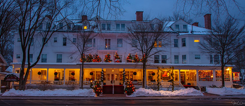 lights newengland stockbridge winter holiday massachusetts ma christmas jclay snow