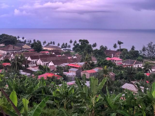 Água Izé (Santo Tomé)