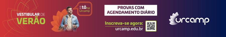 Se inscreva no Vestibular de Verão da Urcamp - provas com agendamento diário