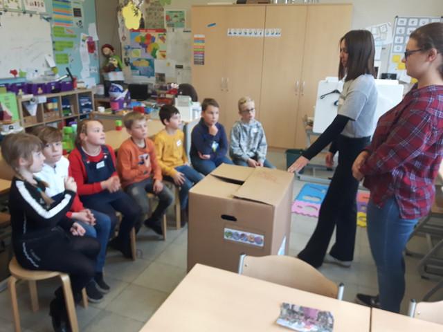 Initiatie kinderrechten op de lagere school