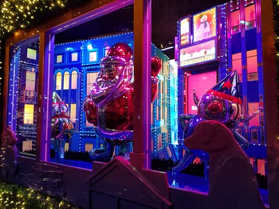 Macy's NYC Flagship Store Christmas Windows