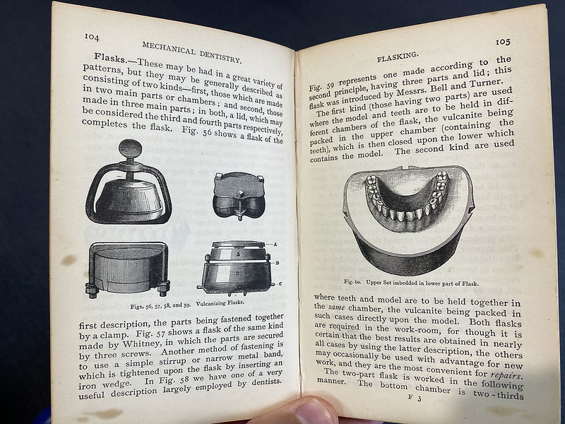 Mechanical Dentistry by Charles Hunter
