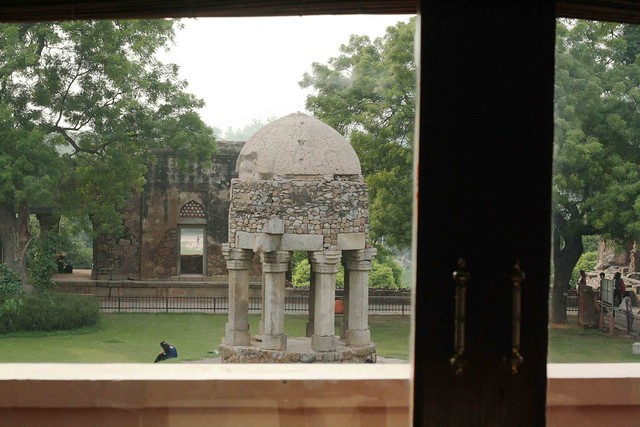 Home Sweet Home - A Room with a Window, Hauz Khas Village