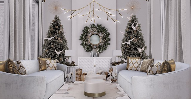 Jack Hanby Interiors - A Merry Christmas 2019