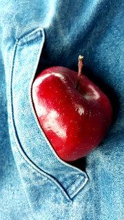 An Apple, Not Quite In My Pocket