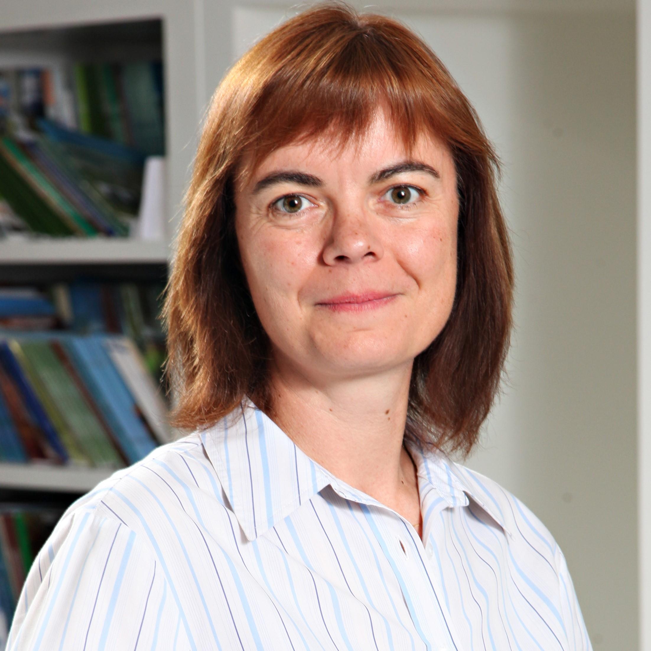 Photograph of Jo Burgess