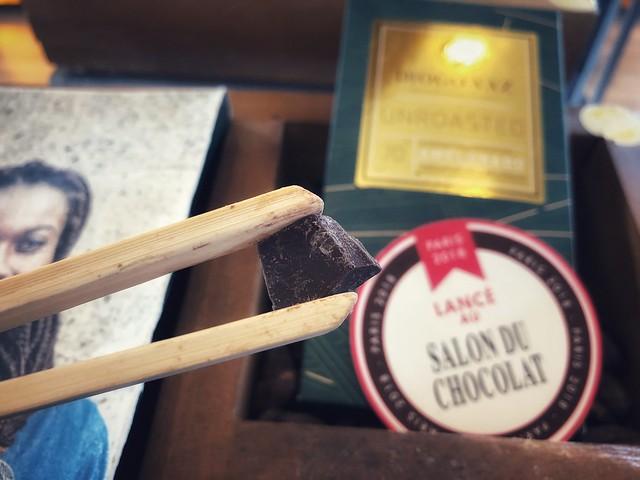 Chocolate en Diogo Vaz (Santo Tomé y Príncipe)