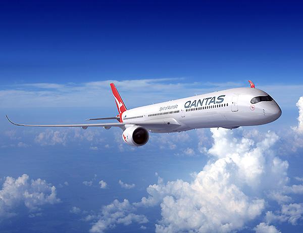 Qantas A350-1000 (Airbus)