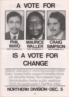 Metro Workers Rank and File Action Caucus – 1978-80 | by Washington Area Spark