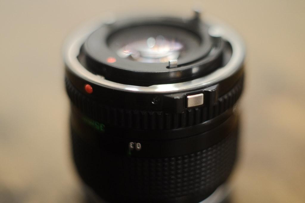 X-E1 FD50mm F1.4