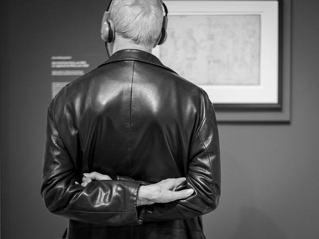 19-50 Museumsbesucher