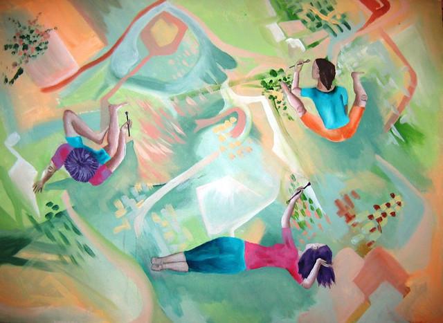האמנית הציירת היוצרת הישראלית המודרנית  העכשווית  יפעת נאיה שלף אמנות צבעונית  אמנית ציירת ישראלית עכשווית מודרנית  ציירות ישראליות עכשוויות המודרניות מודרניות