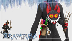 : CULT : Krampuss Backpack