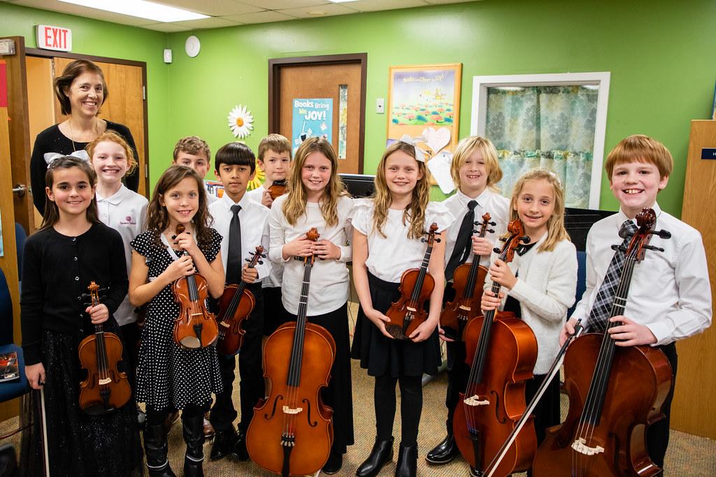 19-20 LS String Ensembles Winter Concert
