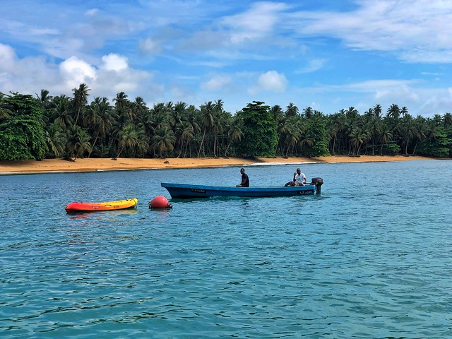 Praia Inhame (Santo Tomé y Príncipe)
