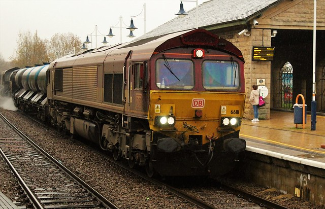DB Cargo 66111 - Mansfield Woodhouse