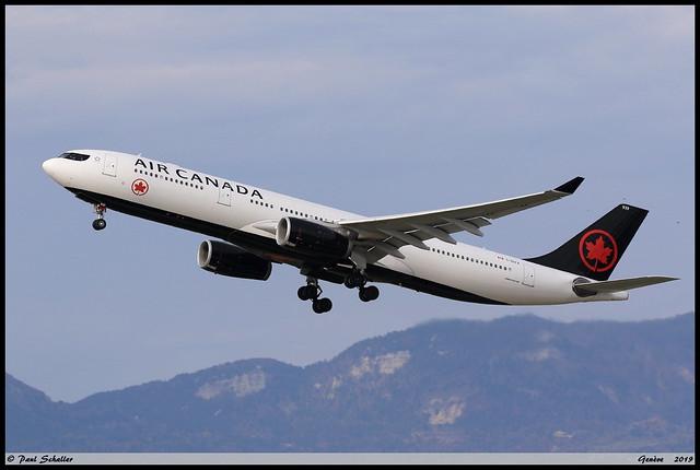 AIRBUS A330 343