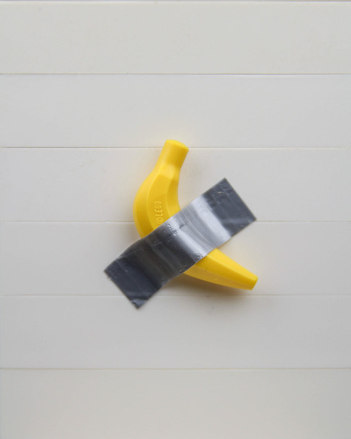 """Lego """"Art Basel Banana"""""""