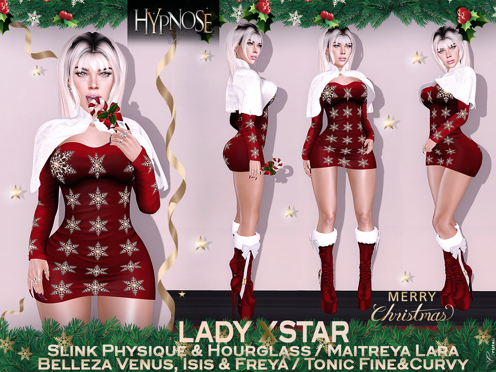HYPNOSE - LADY XSTAR OUTFIT
