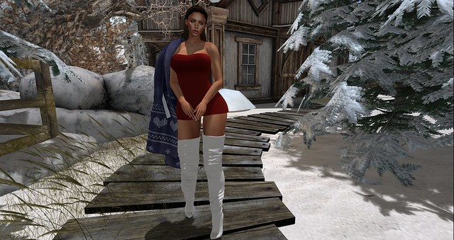 MY SECRET STORE FABI CHRISTMAS DRESS@ SEVEN EVENT ENDS DECEMBER 20, 2019