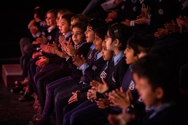 BIG BANG Festival Antwerp 2019 for schools