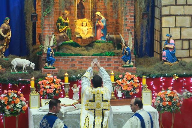 Primeira Missa Solene do Padre Arthur