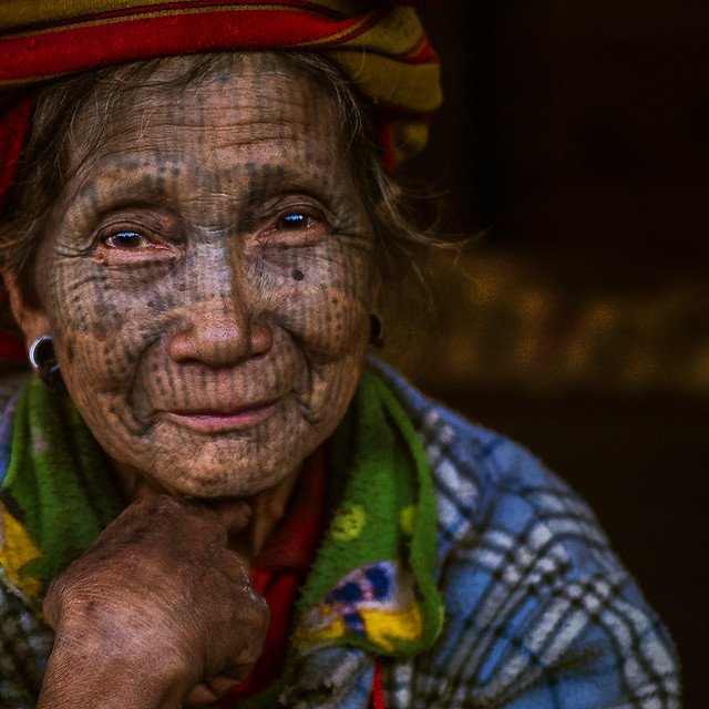 fACES oF aSIA #63_ Chin State | Myanmar