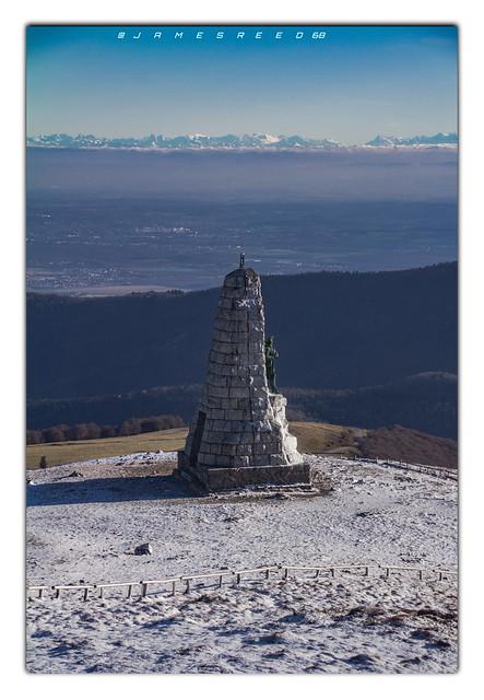 Admirer les Alpes...