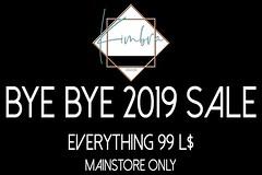.KIMBRA. - 'BYE BYE 2019' SALE