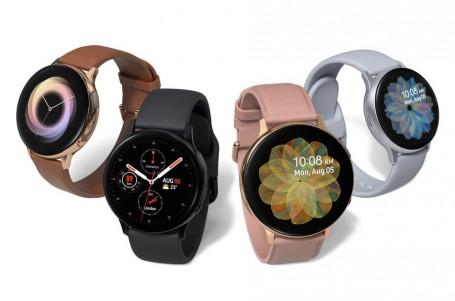 Samsung Galaxy Watch Active2: Pohyb jako součást zdravého životního stylu