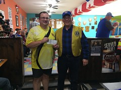 Donation to Youth Bowling