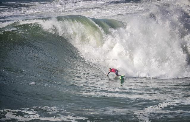 Nazaré Big Wave Surf - Portugal