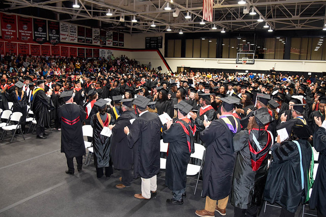 SGTC Fall Commencement 2019