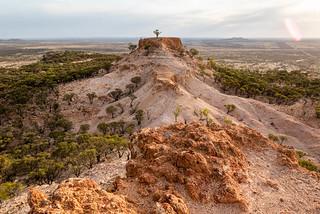Mount Slocombe Lookout (Yaraka, Central West Queensland)