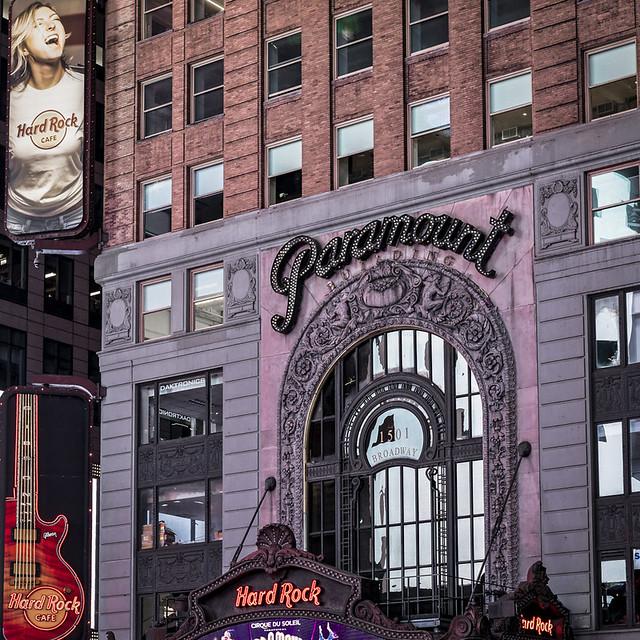 Hard Rock Broadway