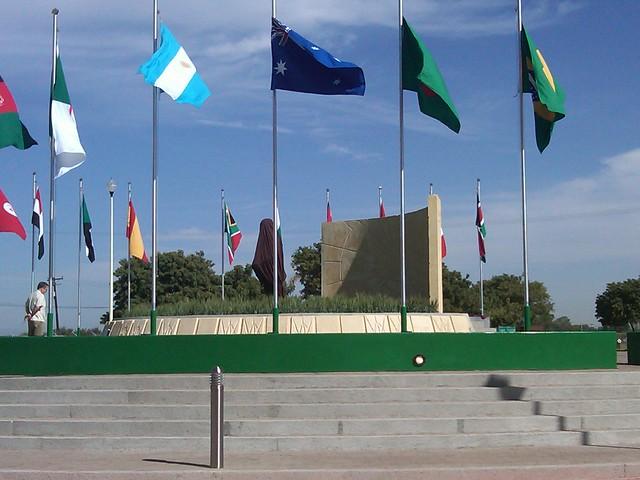 2010 Norman Borlaug Center Dedication in Mexico