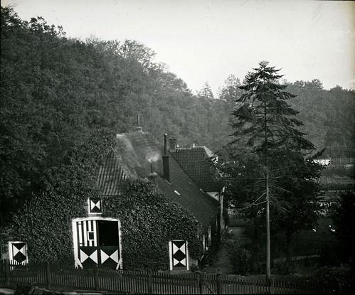 De oude tuinmanswoning van Angerenstein