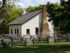 Farmhouse on the Battlefield