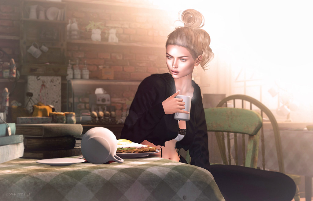 FabFree: Sometimes I like coffee more than people