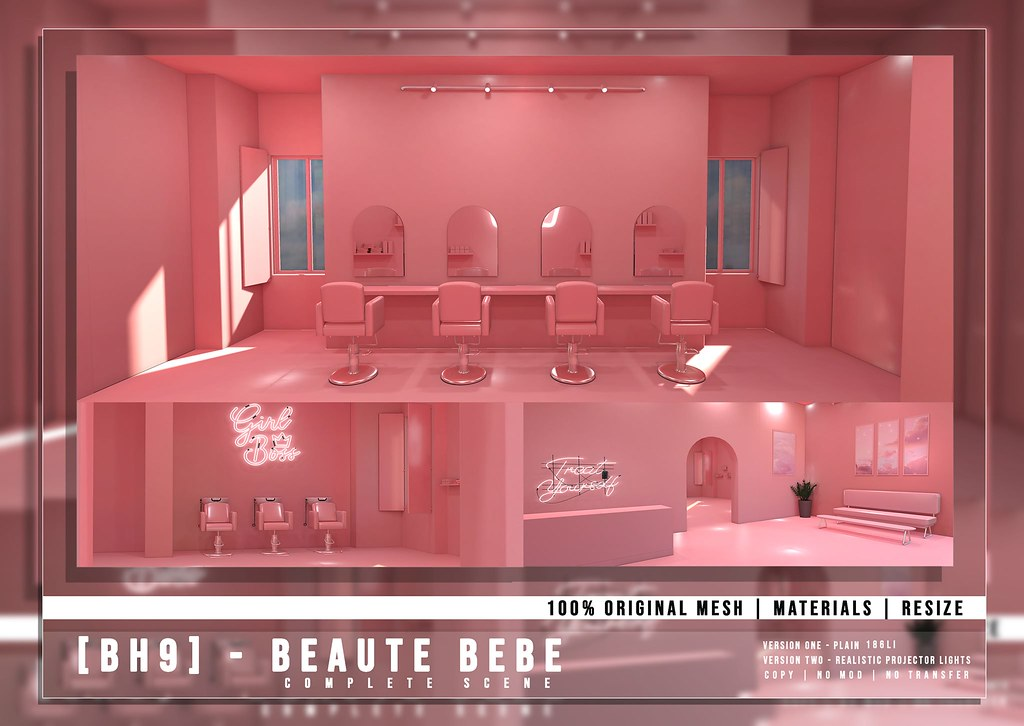 BH9 – Beaute Bebe Scene @ equal10