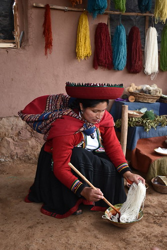 The Beauty and Difficulty of Weaving by Mairna Askar