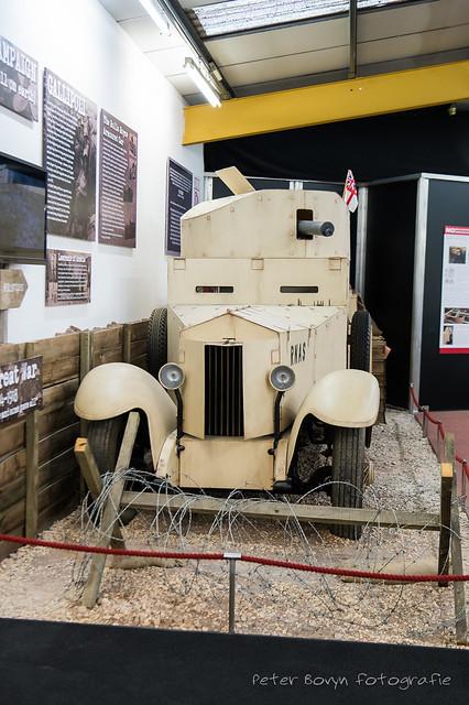 Rolls-Royce Armoured Car