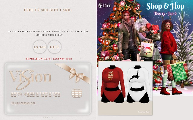 ViSion // Shop & Hop SL Event ♥