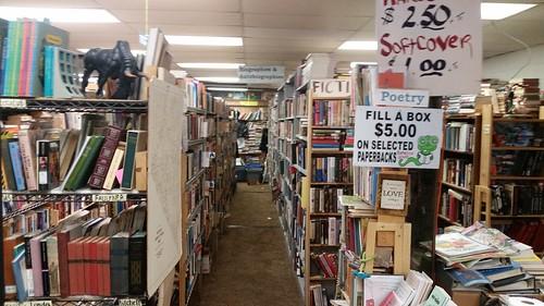 Whitney's Bookshelf