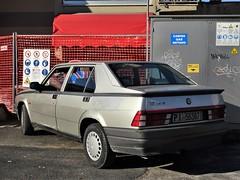 1991 Alfa Romeo 75 1.8 IE